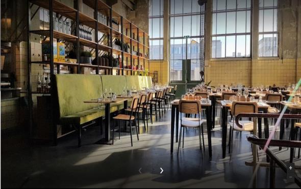 Restaurants In Huizen : De krachtcentrale huizen netherlands meetingselect.com